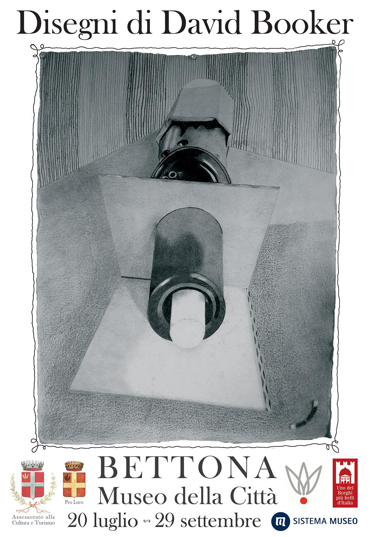 Pencil drawings by David Booker - Bettona