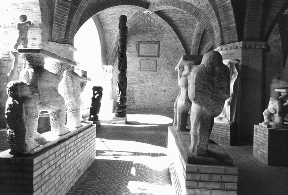 click on image to visit Todi exhibition pages